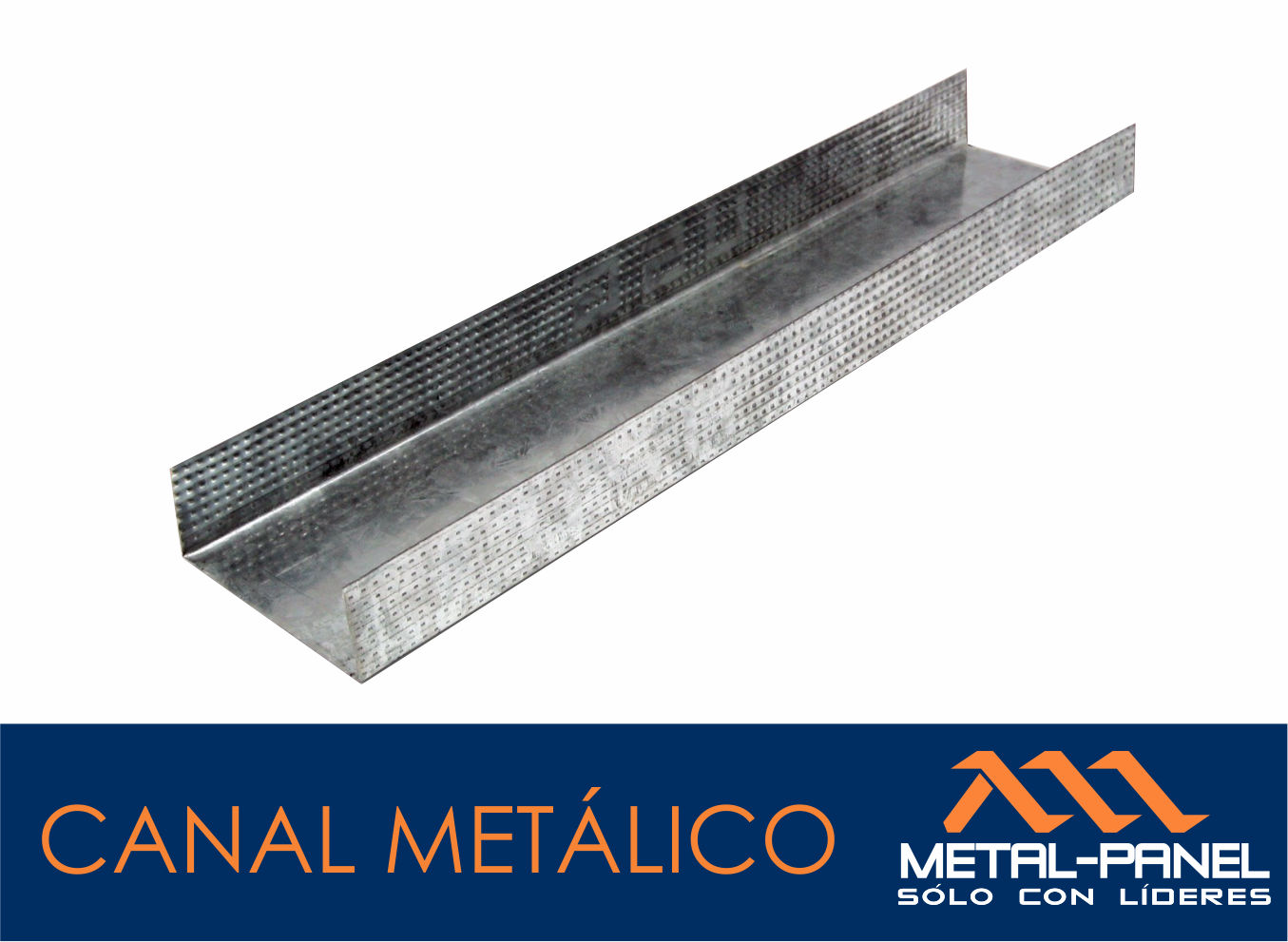 CANAL METALICO